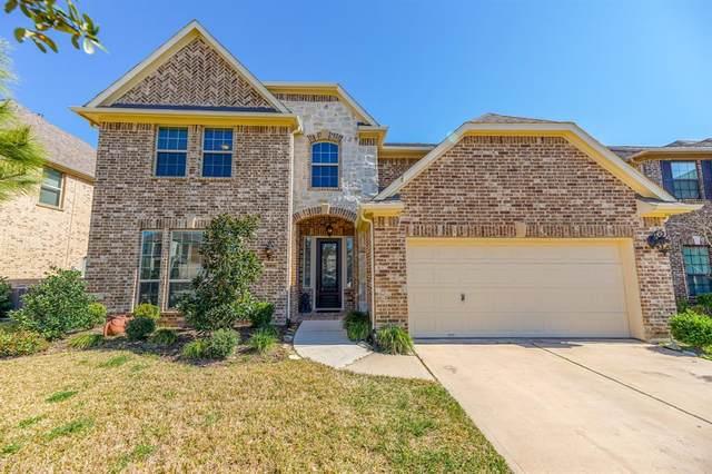 9919 Clear Diamond Drive, Rosharon, TX 77583 (MLS #56265046) :: Phyllis Foster Real Estate