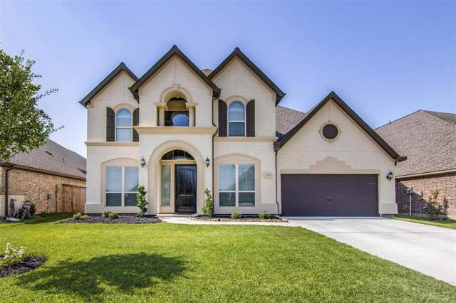 2730 Cutter Court, Manvel, TX 77578 (MLS #56280753) :: Caskey Realty