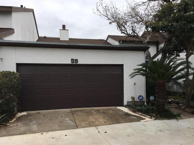 7655 S Braeswood Boulevard #59, Houston, TX 77071 (MLS #56289359) :: Giorgi Real Estate Group