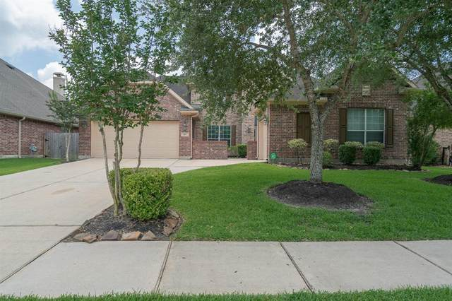 108 Lamar Canyon Lane, Friendswood, TX 77546 (MLS #56298848) :: The Bly Team