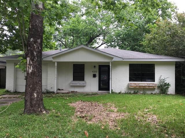 4310 Cynthia Street, Bellaire, TX 77401 (MLS #56300309) :: Keller Williams Realty