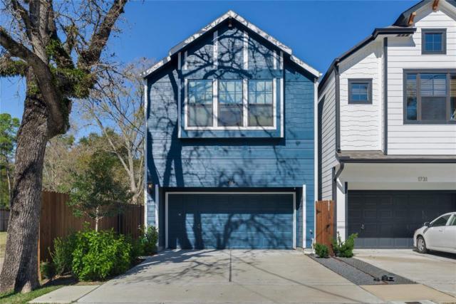 1638 Bonnie Brae Street, Houston, TX 77006 (MLS #56301582) :: Green Residential