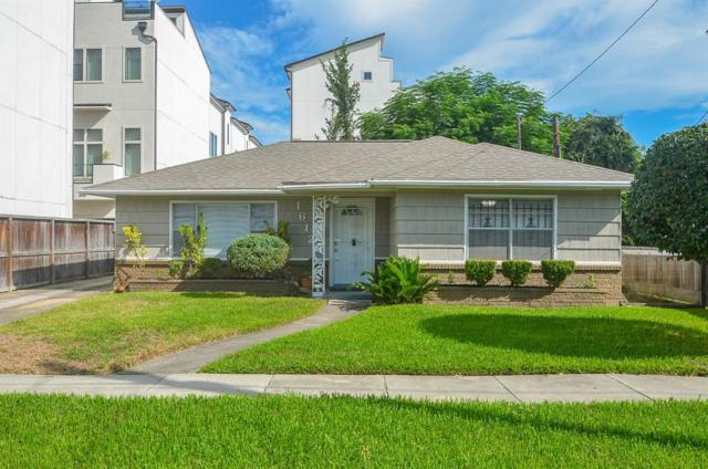 1612 Summer Street, Houston, TX 77007 (MLS #56305498) :: The Heyl Group at Keller Williams
