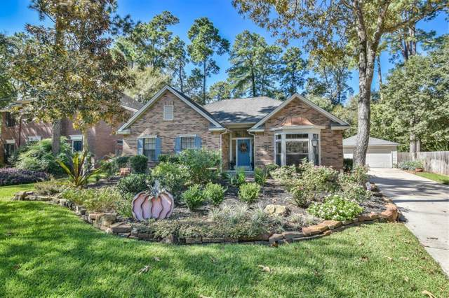 100 W Bonneymead Circle, The Woodlands, TX 77381 (MLS #5630977) :: Connect Realty