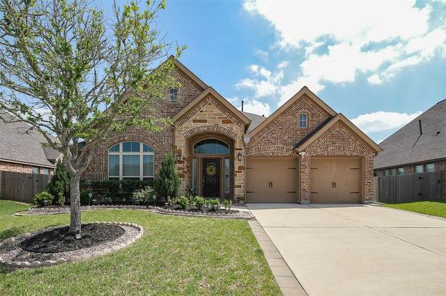 23511 Tirino Shores Drive, Katy, TX 77493 (MLS #56310006) :: The SOLD by George Team