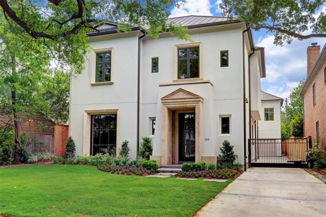 3215 Tangley Street, Houston, TX 77005 (MLS #56313163) :: Texas Home Shop Realty