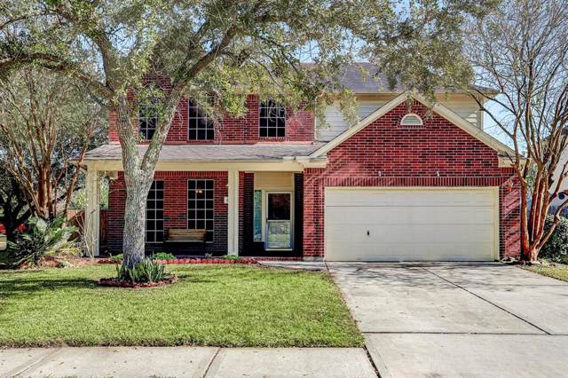 2701 Sunnyside Lane, Pearland, TX 77584 (MLS #56315842) :: The SOLD by George Team