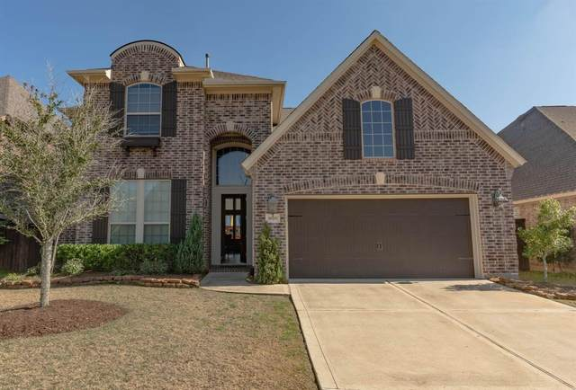 9819 Joyce Drive, Iowa Colony, TX 77583 (MLS #56316656) :: NewHomePrograms.com