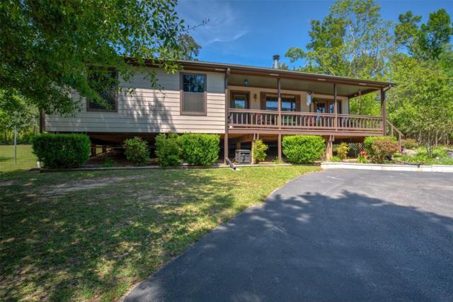 510 Ivanhoe Estates Drive, Woodville, TX 75979 (MLS #56317037) :: The Home Branch