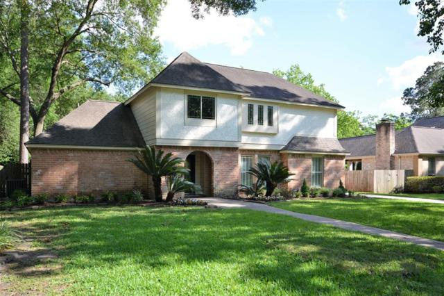 6611 Spring Leaf Drive, Spring, TX 77379 (MLS #56322233) :: The SOLD by George Team