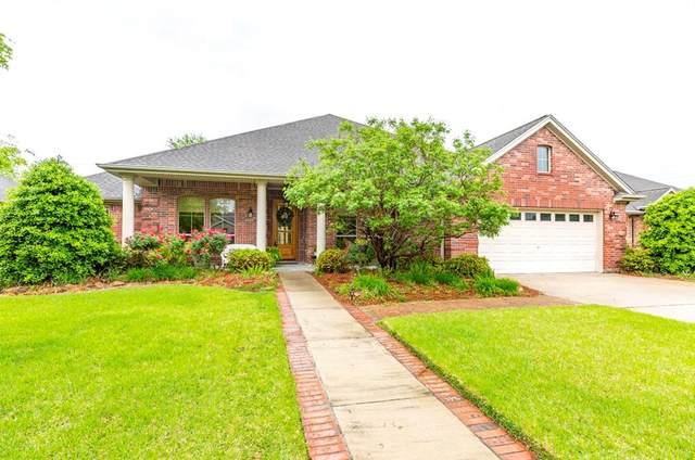 2522 Post Oak Drive, Orange, TX 77632 (MLS #56322827) :: Michele Harmon Team