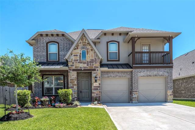 2711 Parkside Valley Lane, Pearland, TX 77581 (MLS #56337707) :: Ellison Real Estate Team