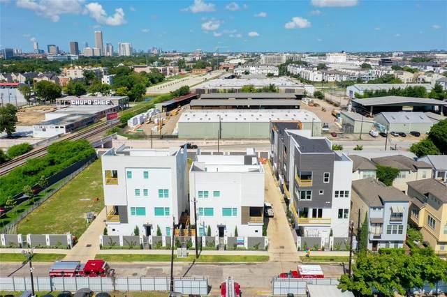 1211B Hickory Street, Houston, TX 77007 (MLS #56339969) :: Keller Williams Realty