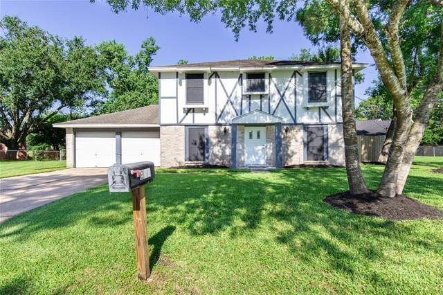 206 Castlelake Drive, Friendswood, TX 77546 (MLS #56345383) :: Rachel Lee Realtor