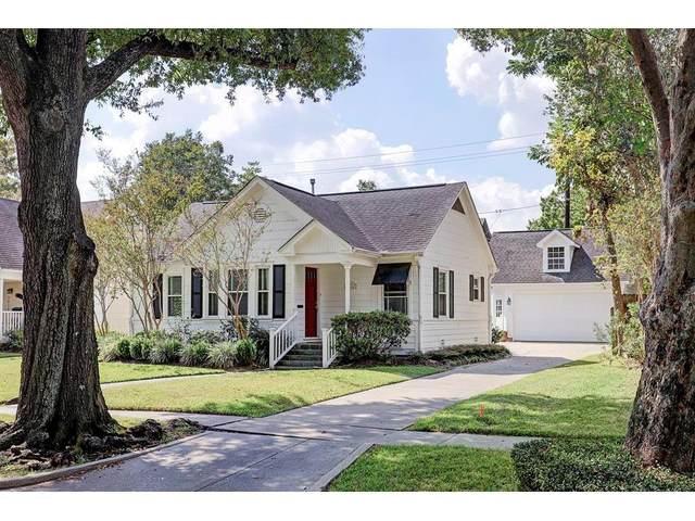 5812 Auden Street, West University Place, TX 77005 (MLS #56346959) :: Caskey Realty