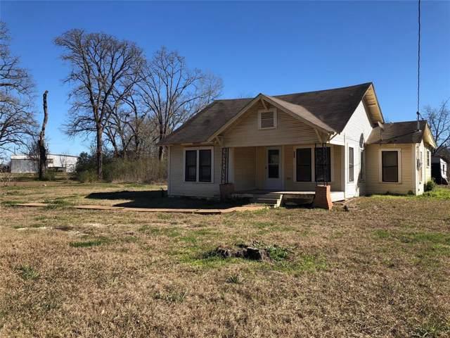 403 Sunset Drive, Crockett, TX 75835 (MLS #56356806) :: Keller Williams Realty