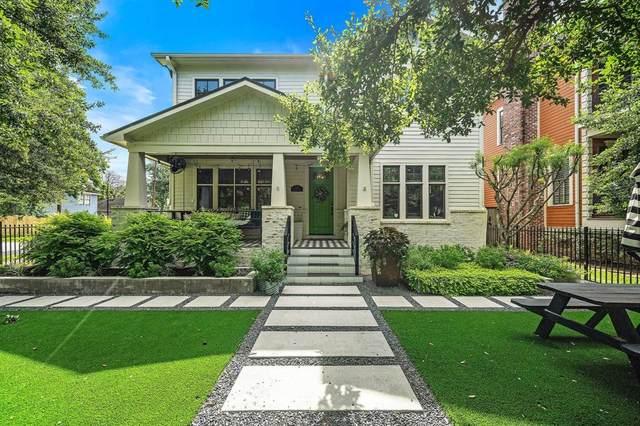 1148 Arlington Street, Houston, TX 77008 (MLS #56364214) :: My BCS Home Real Estate Group