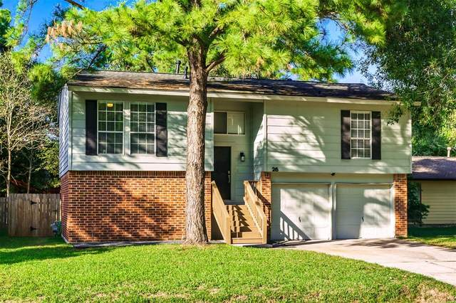 26 Lyrebird Drive, The Woodlands, TX 77380 (MLS #56380045) :: Rose Above Realty