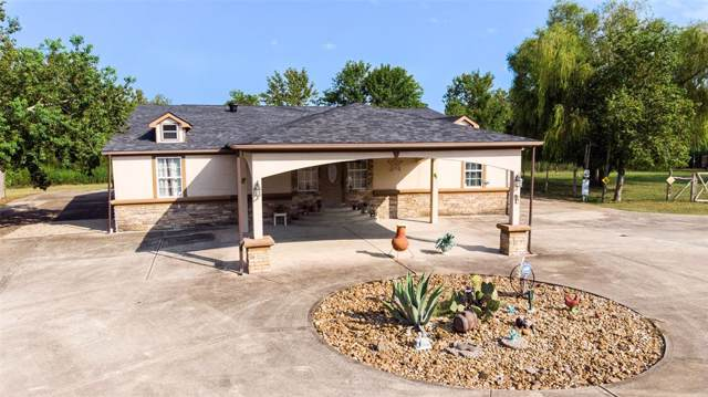 153 County Road 4907, Dayton, TX 77535 (MLS #56394602) :: Giorgi Real Estate Group