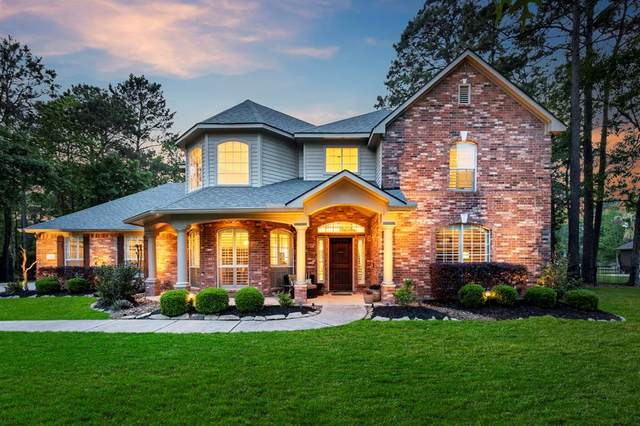 10403 Clubhouse Circle, Magnolia, TX 77354 (MLS #56404267) :: Michele Harmon Team