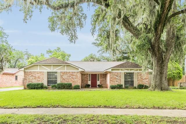 115 Spanish Moss Lane, Lake Jackson, TX 77566 (MLS #5642138) :: Keller Williams Realty