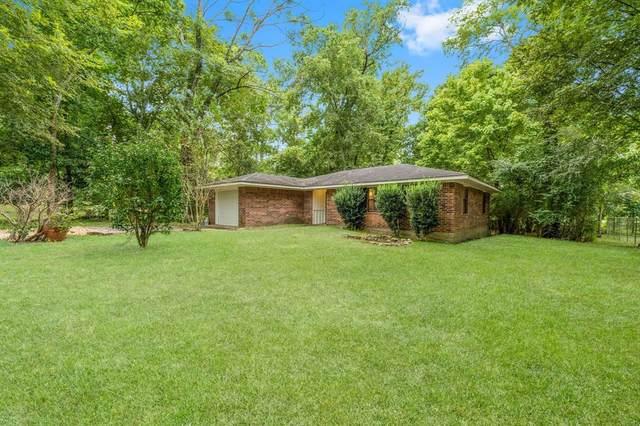 520 S Oakhurst Drive, Livingston, TX 77351 (MLS #56426848) :: Michele Harmon Team