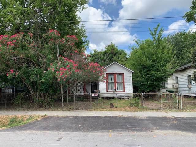 1715 Everett Street, Houston, TX 77009 (MLS #56439266) :: The Heyl Group at Keller Williams