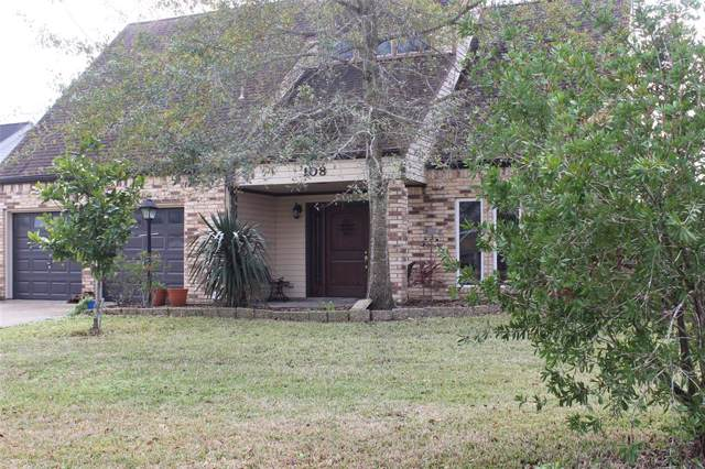 108 Bastrop Street, Angleton, TX 77515 (MLS #56444316) :: The SOLD by George Team