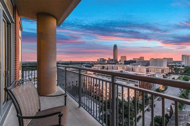 2207 Bancroft Street #1204, Houston, TX 77027 (MLS #56445586) :: The SOLD by George Team