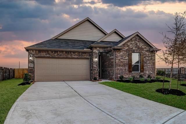2615 Little Bluestem Lane, Rosenberg, TX 77469 (MLS #56453483) :: Lerner Realty Solutions