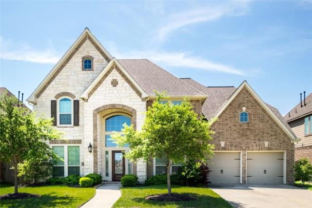 13604 Starwreath Drive, Pearland, TX 77584 (MLS #5645484) :: Christy Buck Team