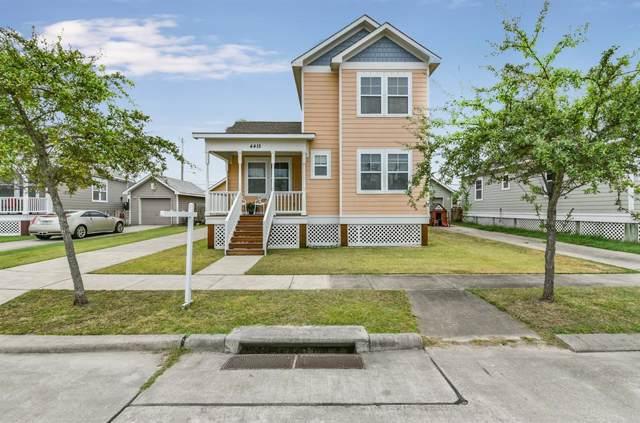 4415 S Live Oak Circle, Galveston, TX 77550 (MLS #56455311) :: The Sansone Group