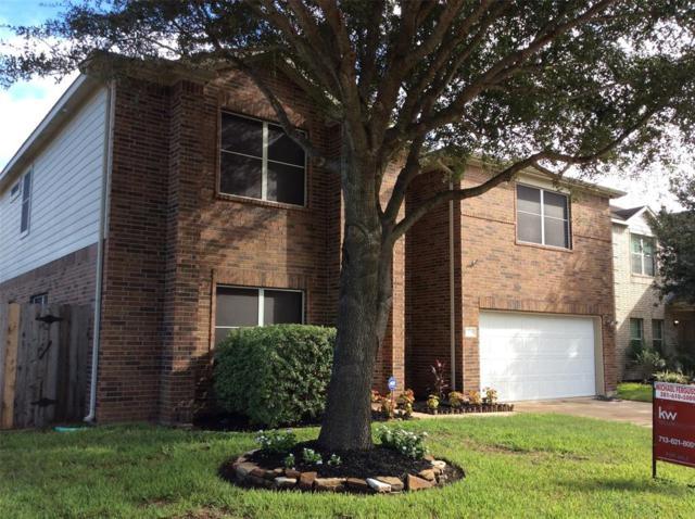 9819 Lynette Falls Drive, Houston, TX 77095 (MLS #56469085) :: The Heyl Group at Keller Williams