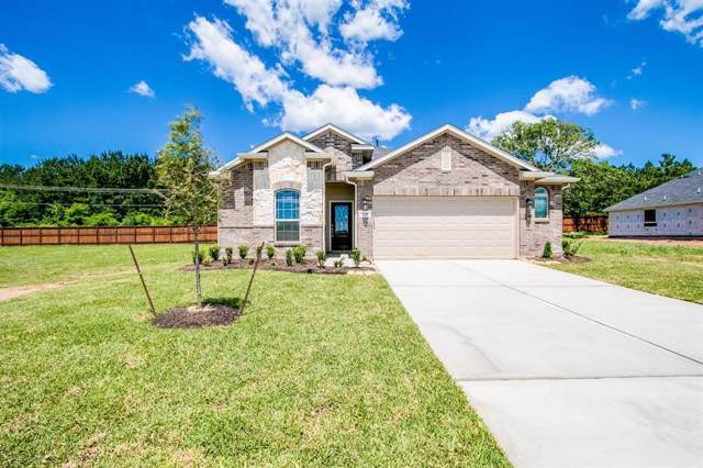 418 Terra Vista Circle, Montgomery, TX 77356 (MLS #56479212) :: The SOLD by George Team