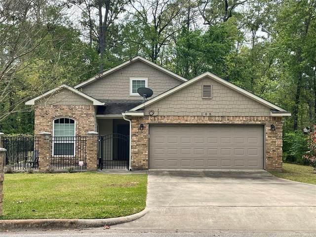 105 Bending Oak Street, Lufkin, TX 75904 (MLS #56479412) :: Christy Buck Team
