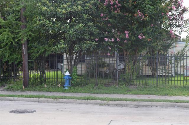 4913 Sharman Street, Houston, TX 77009 (MLS #56498765) :: The Jill Smith Team