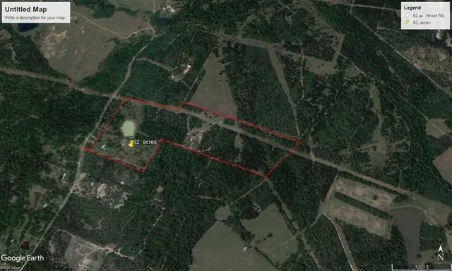 17426 Hinkel Road, Cat Spring, TX 78933 (MLS #56516987) :: Ellison Real Estate Team