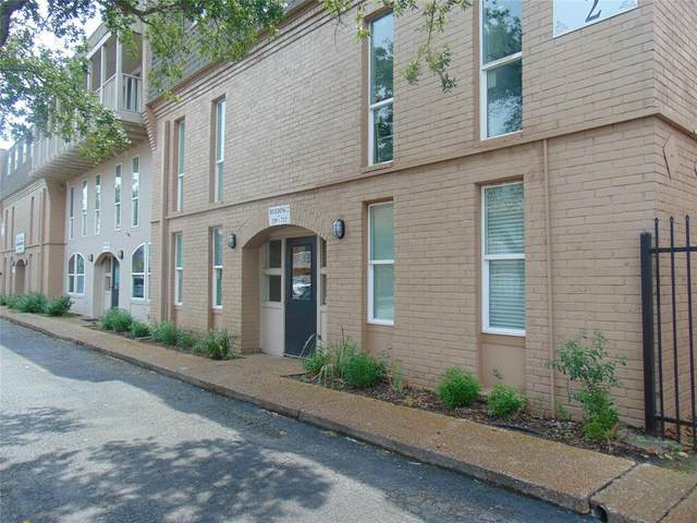 215 Post Office Street #205, Galveston, TX 77550 (MLS #56519786) :: Connect Realty