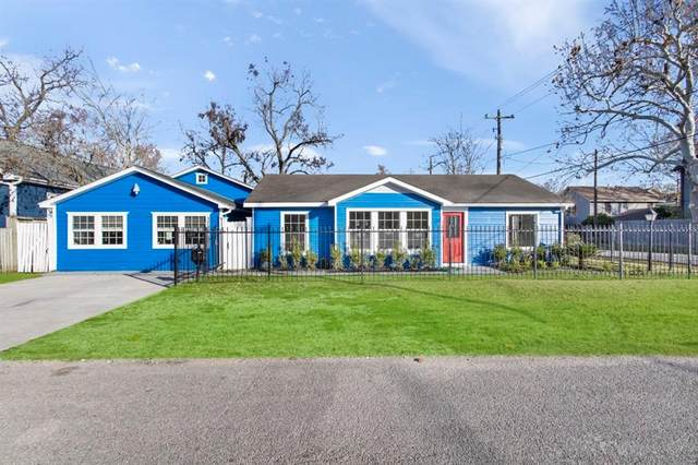 329 E 25th Street, Houston, TX 77008 (MLS #56520729) :: The Heyl Group at Keller Williams