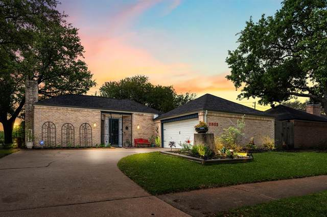 11603 Cedar Creek Drive, Houston, TX 77077 (MLS #56529186) :: Keller Williams Realty