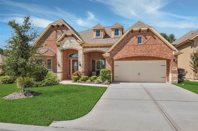 1203 Belgravia Way, Kingwood, TX 77339 (MLS #5654890) :: Lerner Realty Solutions