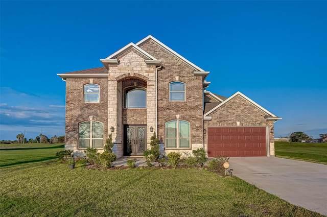 17715 Shiloh Ridge Drive, Rosharon, TX 77583 (MLS #56551196) :: The Bly Team
