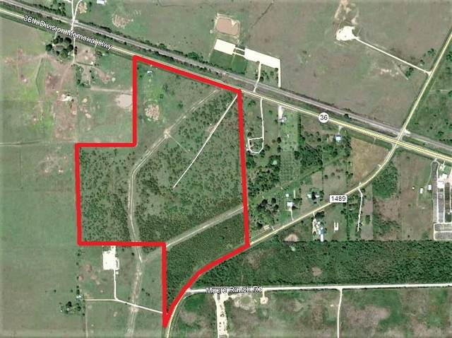 10945 Highway 36, Orchard, TX 77461 (#5655226) :: ORO Realty