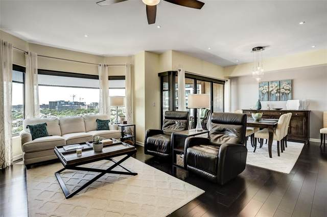 2001 Holcombe Boulevard #1203, Houston, TX 77030 (MLS #56563663) :: Connect Realty