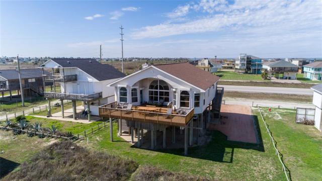 23165 Gulf Drive, Galveston, TX 77554 (MLS #56566544) :: Magnolia Realty