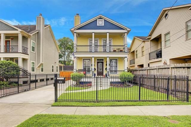 1030 W 25th Street, Houston, TX 77008 (MLS #56567560) :: The Parodi Team at Realty Associates
