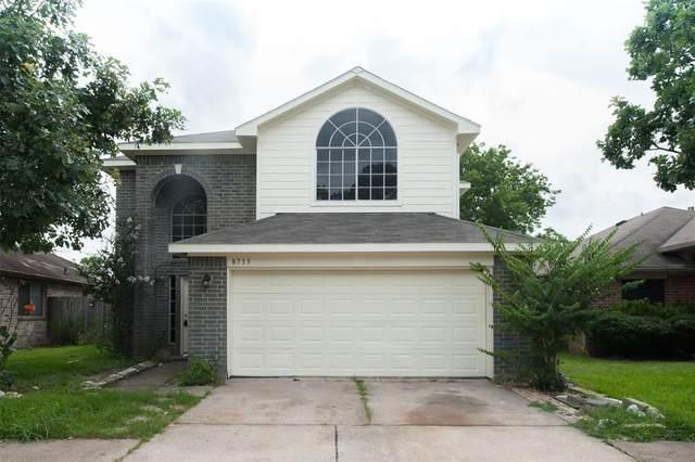 8715 High Mountain Drive, Houston, TX 77088 (#56577819) :: ORO Realty