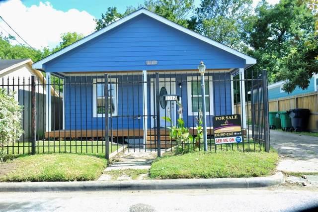 1312 E 36th Street, Houston, TX 77022 (MLS #56579298) :: Green Residential