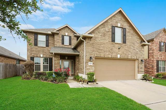 3309 Live Oak Way, Pearland, TX 77584 (MLS #56580101) :: Green Residential