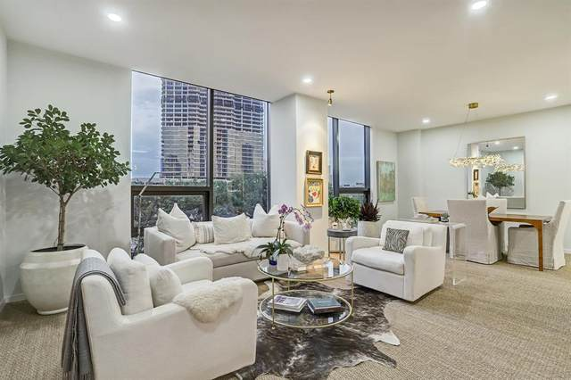 5100 San Felipe Street 52E, Houston, TX 77056 (MLS #56593276) :: The Freund Group